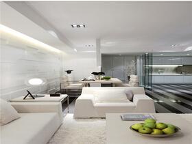 极致简约极致美 简约风格三居室装修设计