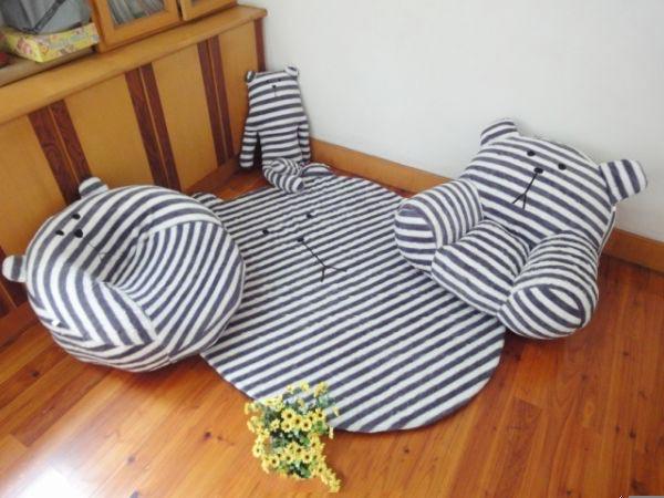 懒人沙发装修装饰效果图