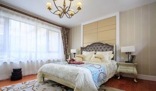 欧式风格装修卧室效果图装修