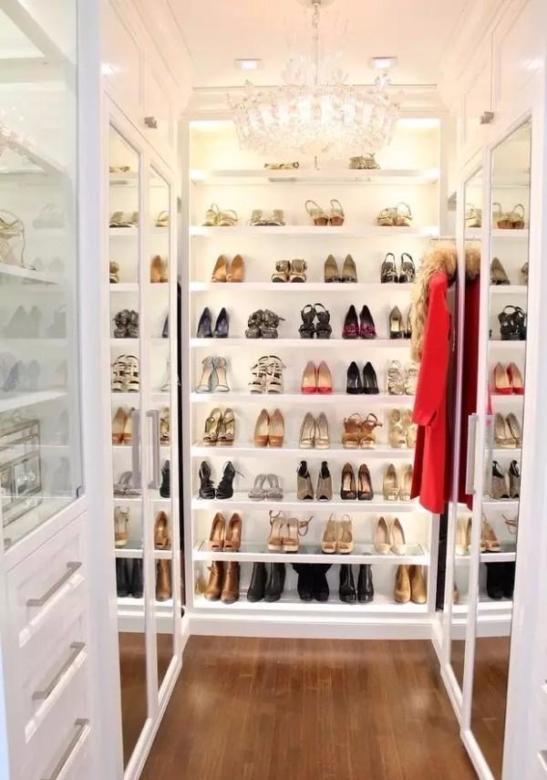 鞋柜如何设计既好看又实用?大波案例来了!