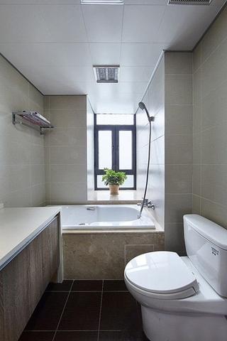 好看又舒适的新家 130平三室两厅装修卫生间效果图