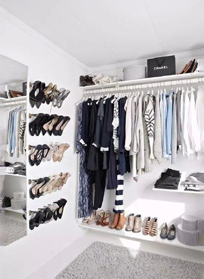 衣柜收纳设计参考图