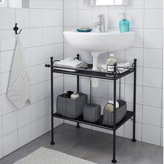 浴室柜布置设计实景图