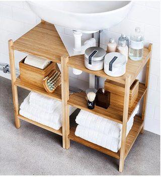 浴室柜布置设计效果图