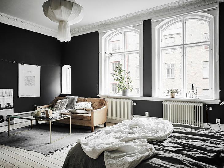 环保与极简风融合 打造最个性的三居室装修客厅效果图