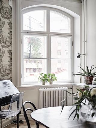 环保与极简风融合 打造最个性的三居室装修窗户设计