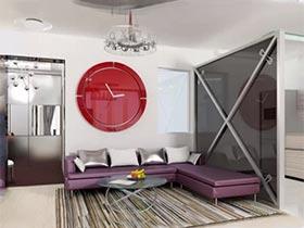 创意沙发背景墙效果图 打造与众不同的客厅