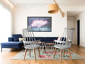 想文艺又想清爽 北欧风公寓设计很迷人