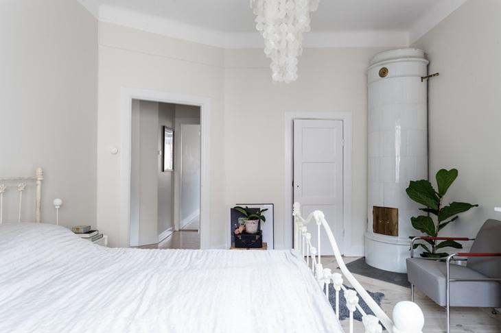 为生活做减法 极致简约风格装修卧室效果图