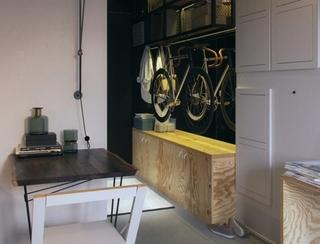 小户型公寓装修餐厅装修图片