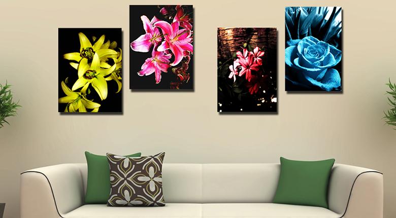 客厅挂什么画好 客厅可以挂十字绣吗