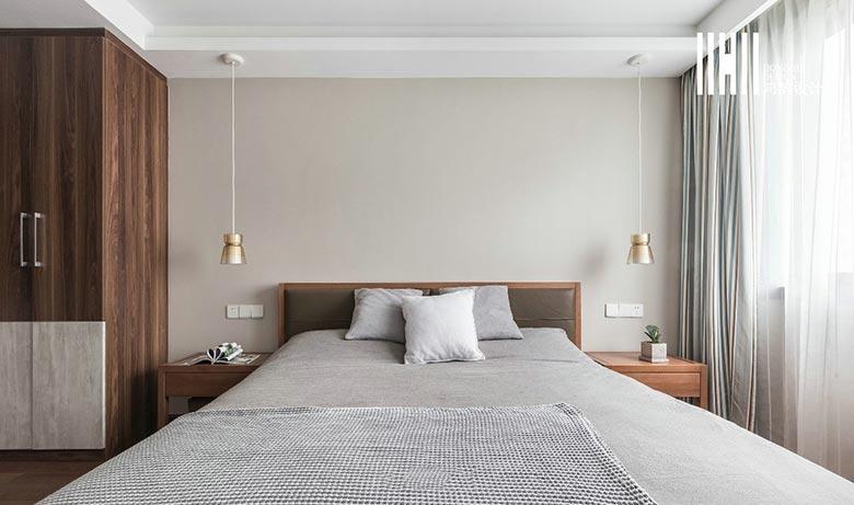 二居室100平米装修图片