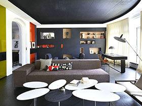 现代风格公寓装修效果图 演绎永恒经典