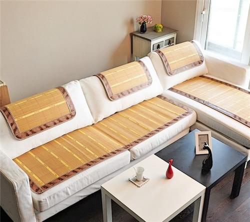 沙发坐垫套哪种好  沙发坐垫的选购技巧图片