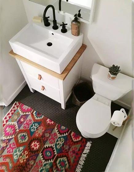 小户型卫生间装修图片大全