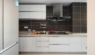 简约风格装修厨房设计装修