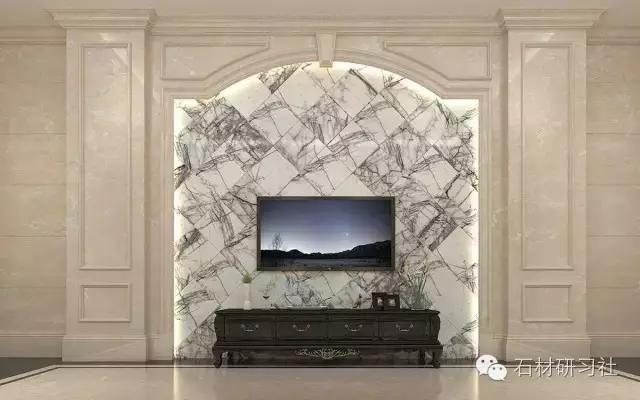 真石背景墙如何描述比较好