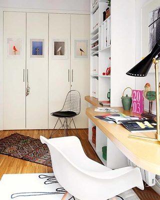 50平米创意一居室衣柜图片