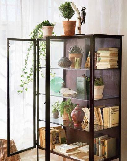 玻璃橱柜收纳设计图