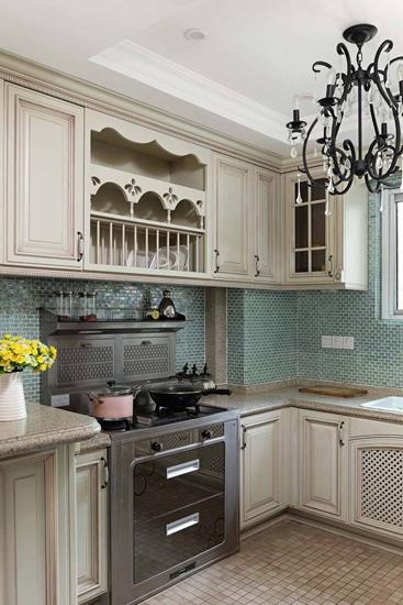 咖啡色的甜蜜空间 最爱简约风格装修橱柜设计