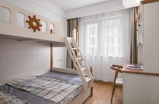 85平宜家小两居装修儿童房装修