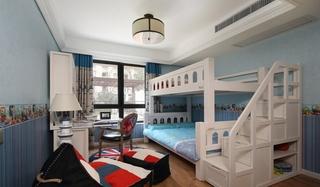 简约欧式风格装修儿童房效果图设计