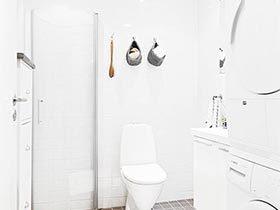 空白亮眼  10款简约卫生间装修图片