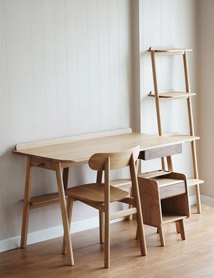 DIY木制家具布置参考图片