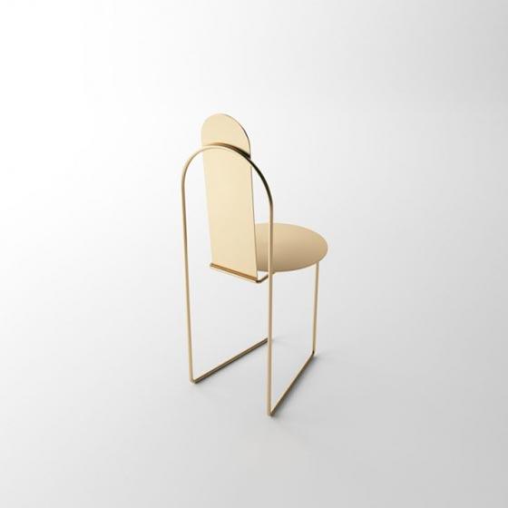 创意椅子设计实景图