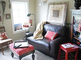 4款复古欧式家居沙发效果图