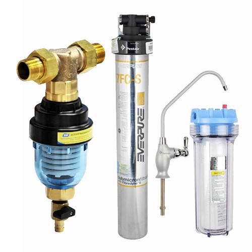 净水器前置过滤器的选购及原理