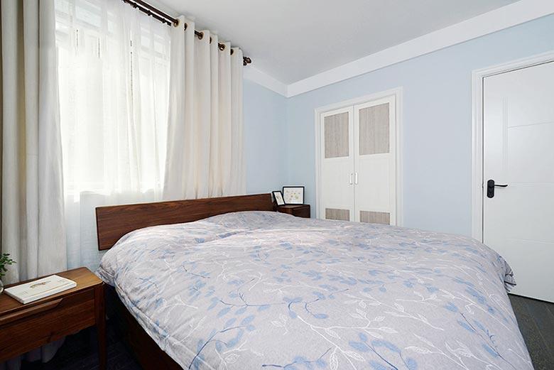 北欧风格两室一厅90平米装修效果图