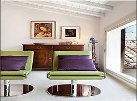 北欧风舒适小复式装修 最爱特色的家