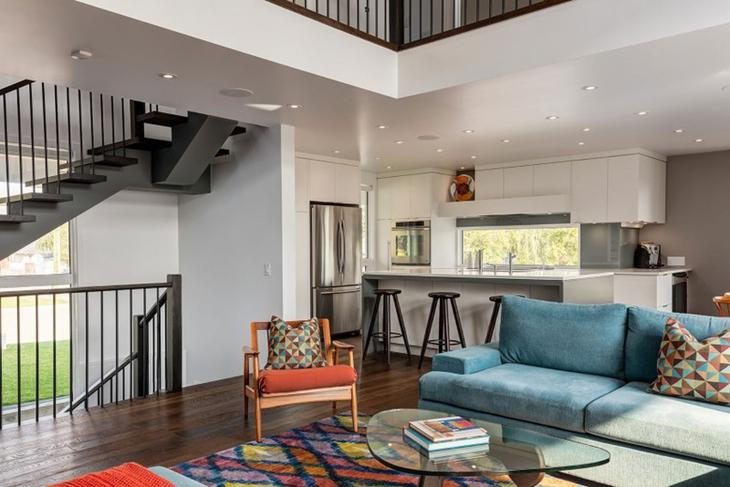 我最爱的简约风格装修客厅设计