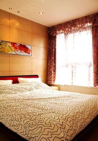 温馨简约的美家装修 舒适的三居室装修次卧设计