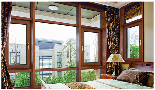 铝包木门窗安装方法及注意事项