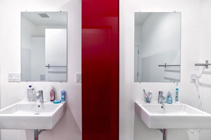 个性工业风格装修卫生间设计