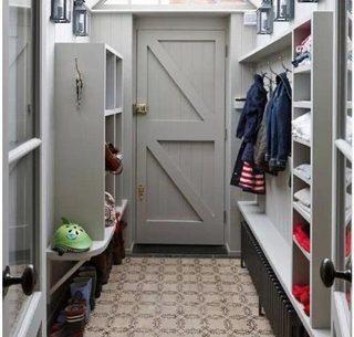 玄关柜搭配装修装饰效果图