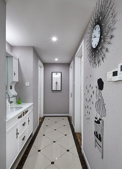 时尚现代风三居室装修大全