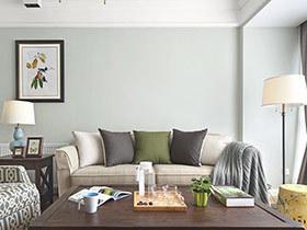 129平美式休闲风格公寓装修图 轻松浪漫