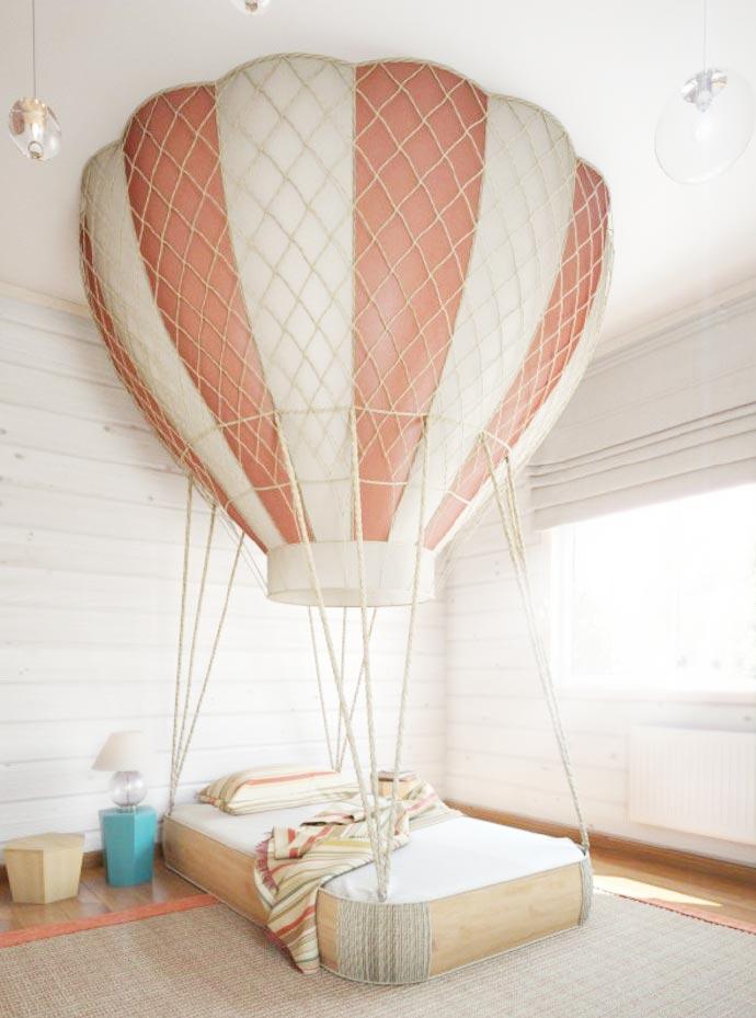 森系卧室色彩搭配图