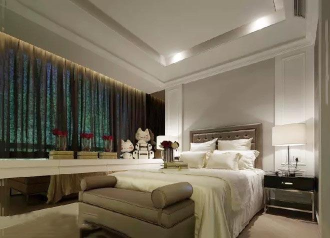 古典风卧室设计图片大全