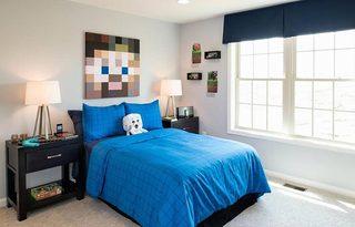 可爱系卧室装修装饰效果图