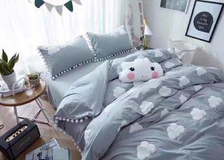 可爱系卧室设计实景图