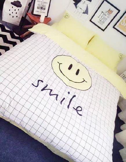 可爱系卧室设计欣赏图