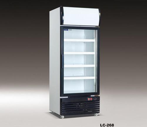 立式冷藏柜的使用方法及注意事项