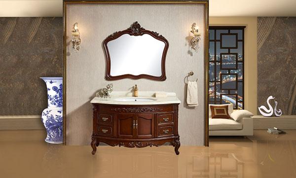 浴室柜要怎么樣選購?