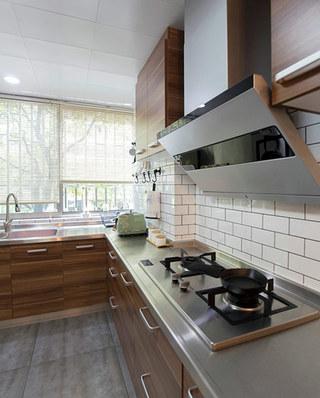 北欧家居厨房橱柜装饰设计