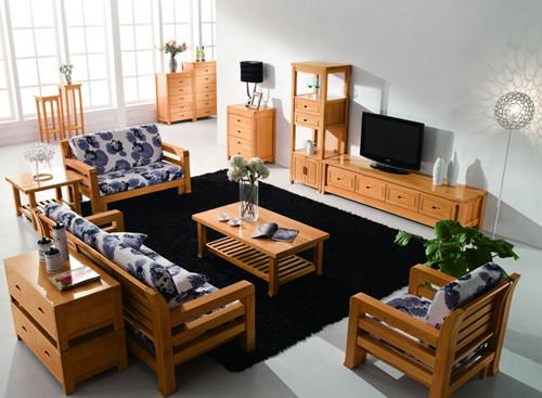 实木沙发厂家推荐 实木沙发选购及保养