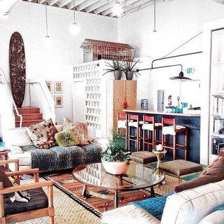客厅色彩搭配设计构造图